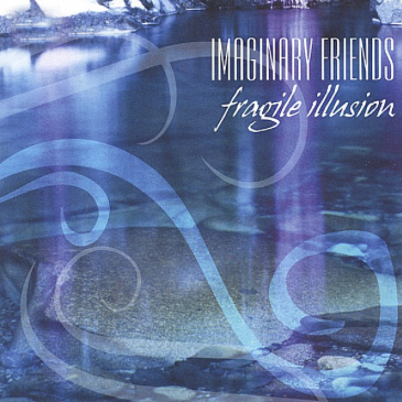 Cover for Imaginary Friends featuring Donna Rawlins