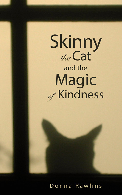 Skinny the Cat and the Magic of Kindness Cover Image